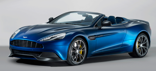 Most expensive cars: Aston Martin Vanquish Volante  Most expensive cars: Aston Martin Vanquish Volante the most expensive homes most expensive cars featured image