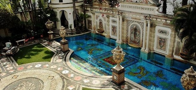 Luxury Homes: The Versace Mansion