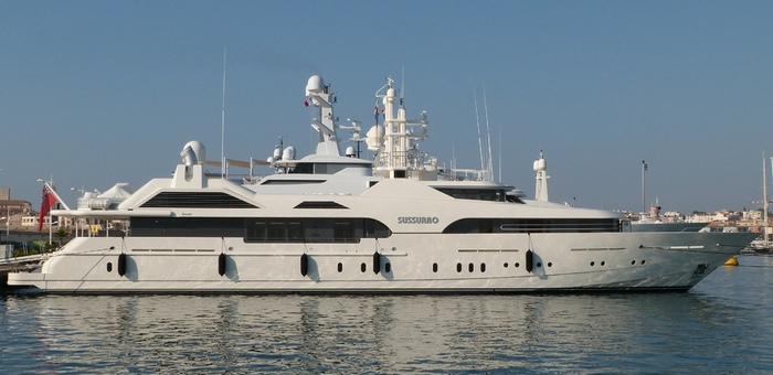 Yacht collection: Roman Abramovitch Sussurro 966x480xsuperP20yachtP20SussurroP20 P20RomanP20Abramovich