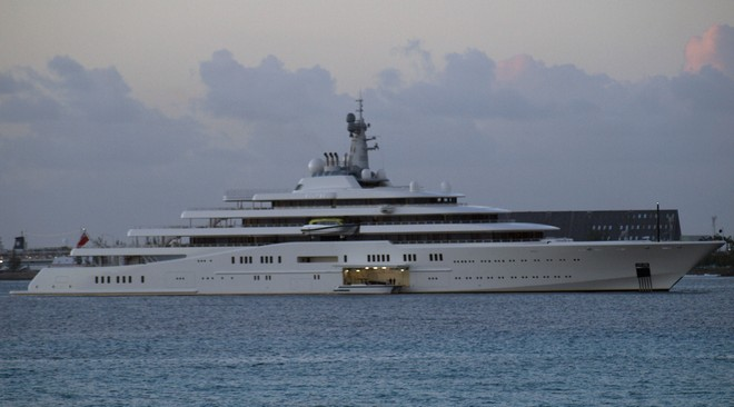 Super Yacht  Top 5 Largest Yacht in World Eclipse 2
