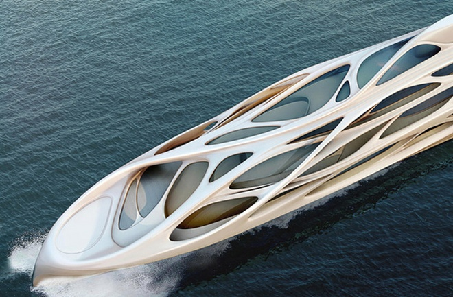 super yachts  Zaha Hadid's Super Yachts Revealed zaha hadid blohm voss superyachts 05 591497995 north 628x