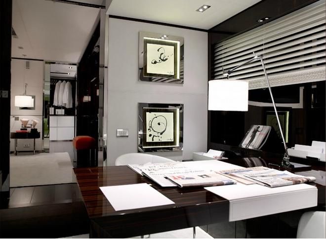 Baglietto  Interior Yachts designers Sá Arannha & Vasconcelos Baglietto