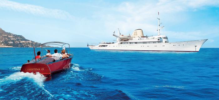 Luxury Yacht Christina O  Luxury Yacht Christina O Christiana O 1