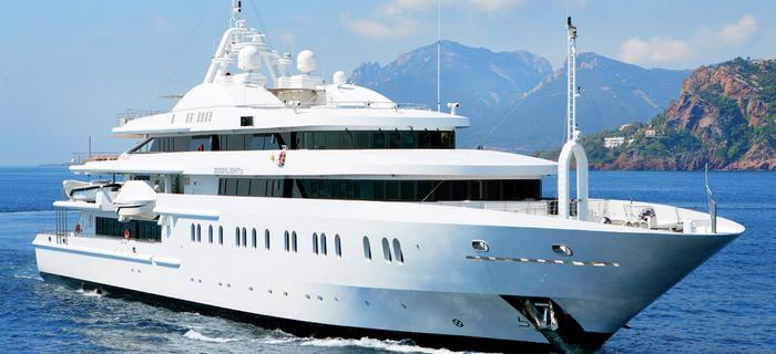 85 meters Moonlight II Luxury Yacht