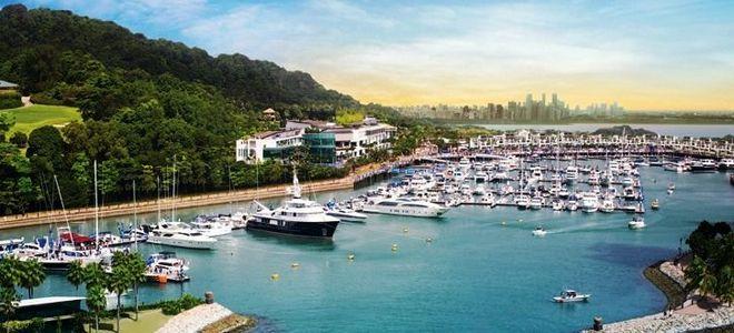Singapore Yacht Show April  Largest exhibition of yachts in Asia Singapore Yacht Show April