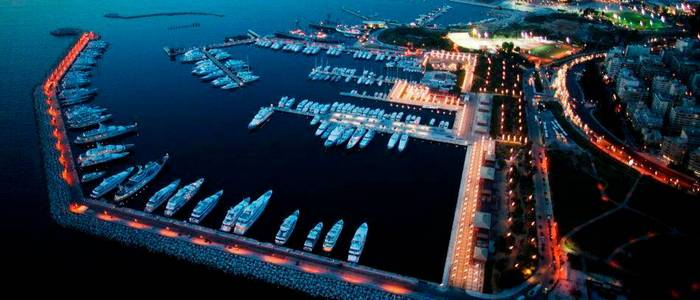 Largest exhibition of yachts in Asia
