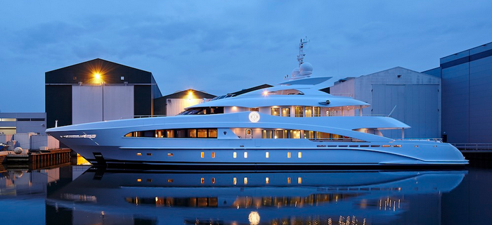 Meet the 50m motor yacht Monaco Wolf