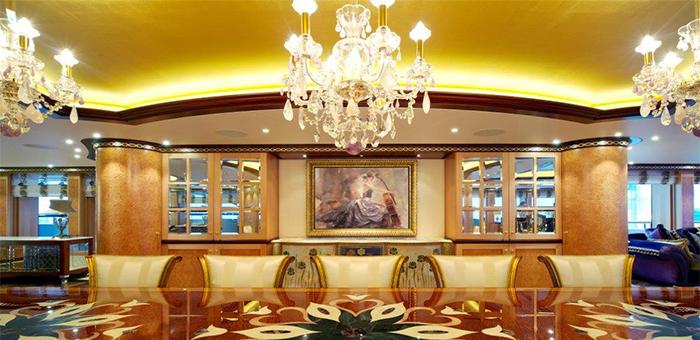 Meet the work of Rodriguez Interior Yacht Design