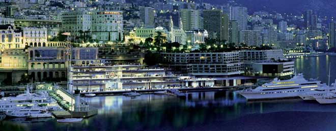 The Monaco Yacht Club: A must-see project by Norman Foster and Jacques Garcia
