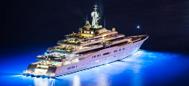Luxury Yacht of the Week: The Super Yacht  AZZAM Luxury Yacht of the Week The Super Yacht AZZAM 660x300