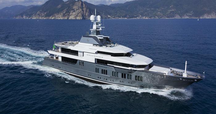 Spectacular Megayacht Stella Maris 72M_4  Spectacular Mega yacht Stella Maris Spectacular Megayacht Stella Maris 72M 4