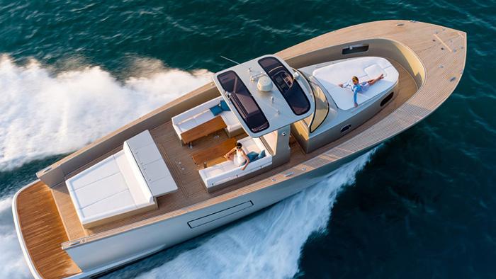 Allen 55 Cruiser: The perfect weekend yacht Allen 55 Cruiser Yacht6