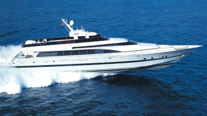 Foners yacht