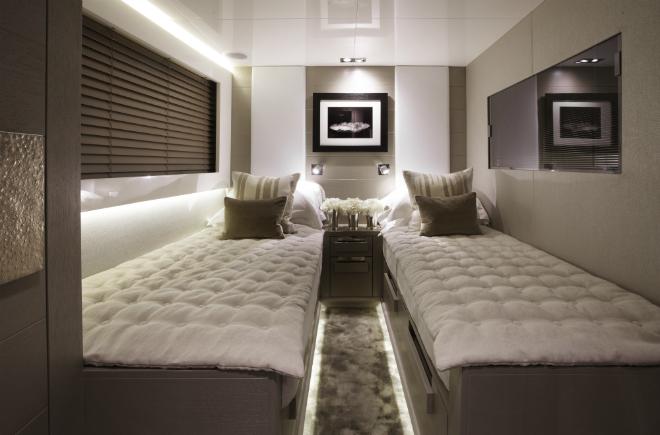 Modern Yacht Interior 3  Pearl 75, a modern yacht's design Modern Yacht Interior 3