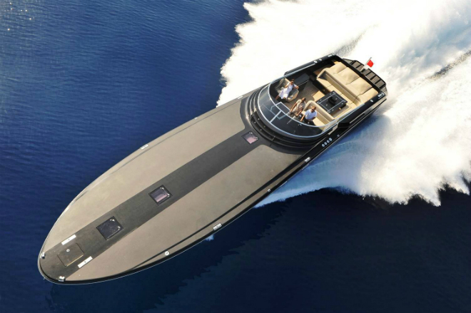 Motor Yacht Gush 1