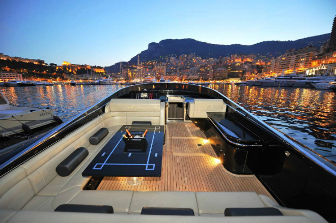 Motor Yacht Gush
