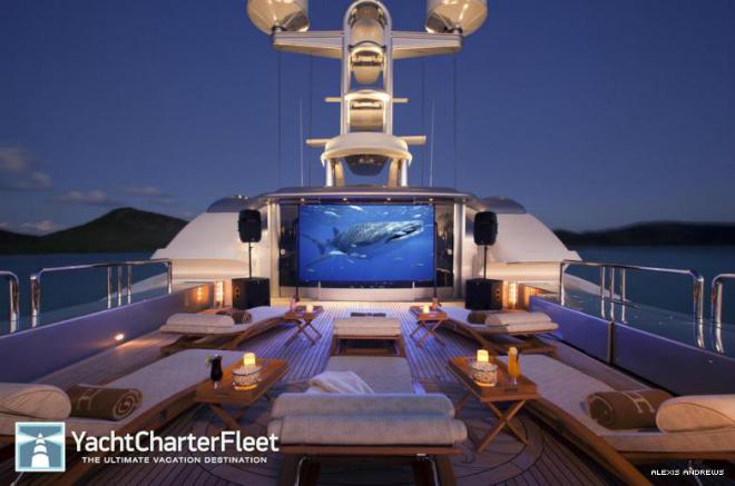 Sem título  Luxury yacht interior: Solemar Sem t  tulo