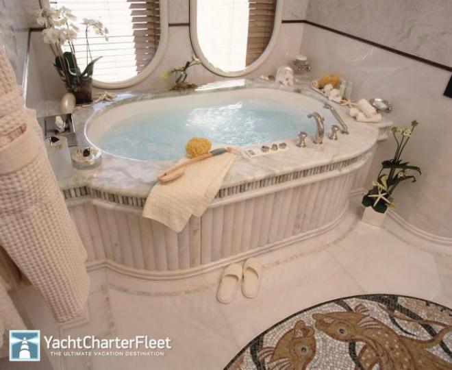 Solemar Interior 5  Luxury yacht interior: Solemar Solemar Interior 5