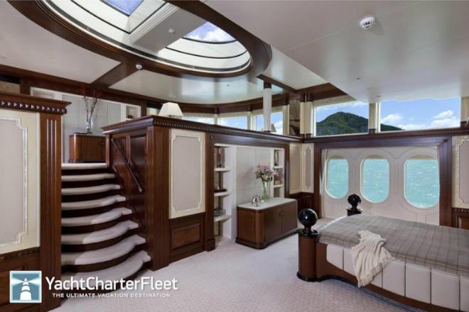 Solemar Interior 7  Luxury yacht interior: Solemar Solemar Interior 7