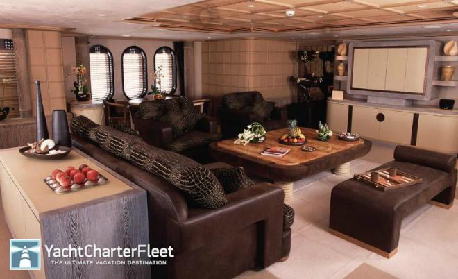 Solemar Interior 9  Luxury yacht interior: Solemar Solemar Interior 9