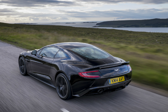 The 2015 Aston Martin Vanquish 3  From the sea to the land always with style The 2015 Aston Martin Vanquish 3
