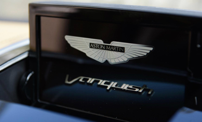 Vanquish 2015 Interior 1  From the sea to the land always with style Vanquish 2015 Interior 1