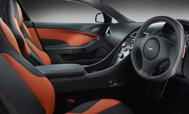 Vanquish 2015 Interior 2  From the sea to the land always with style Vanquish 2015 Interior 2