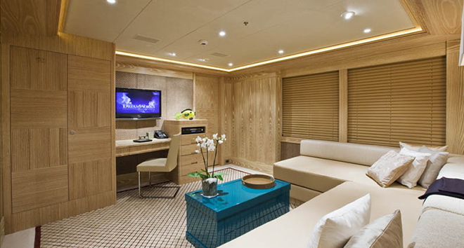 Best Yacht Interior Feadships Trident 11  Best Yacht Interior: Feadship's Trident Best Yacht Interior Feadships Trident 11