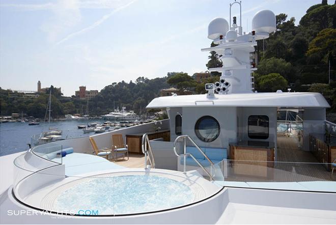 Best Yacht Interior Feadships Trident 2  Best Yacht Interior: Feadship's Trident Best Yacht Interior Feadships Trident 2