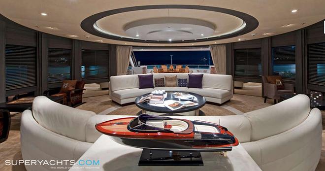 Best Yacht Interior Feadships Trident 4  Best Yacht Interior: Feadship's Trident Best Yacht Interior Feadships Trident 4
