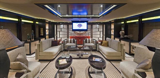 Best Yacht Interior Feadships Trident 6  Best Yacht Interior: Feadship's Trident Best Yacht Interior Feadships Trident 6