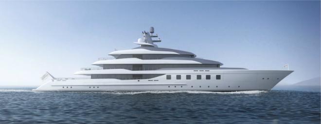 Blohm + Voss BV80  Best New Boats: Monaco Yacht Show Blohm   Voss BV80