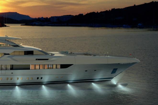 Heesen Kometa Monaco.Y.S. 1  Best New Boats: Monaco Yacht Show Heesen Kometa Monaco