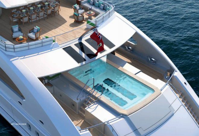 Heesen Kometa Monaco.Y.S. 2  Best New Boats: Monaco Yacht Show Heesen Kometa Monaco