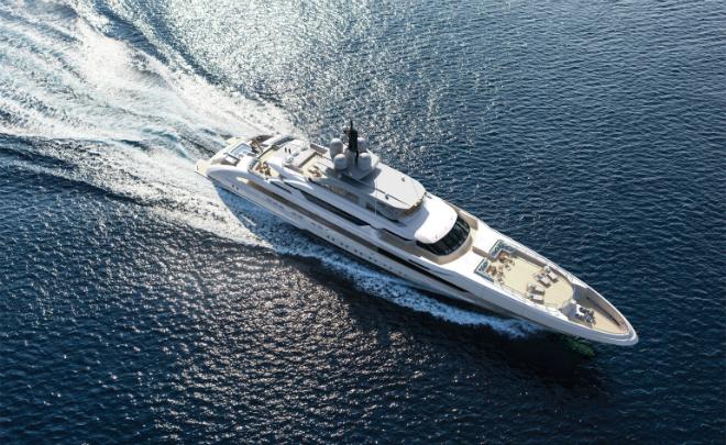 Heesen Kometa Monaco.Y.S.  Best New Boats: Monaco Yacht Show Heesen Kometa Monaco