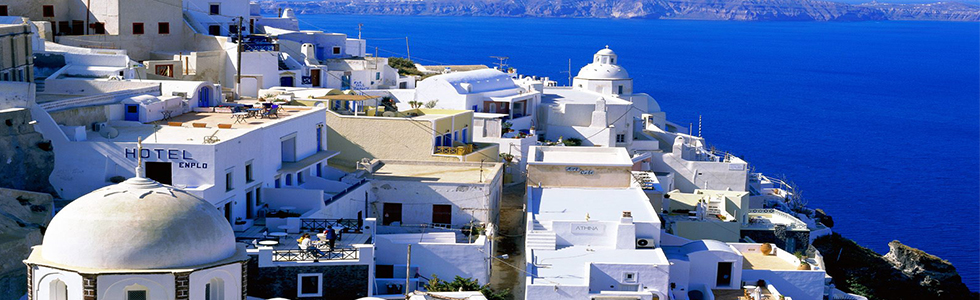 Luxury Yacht Vacations: Greece