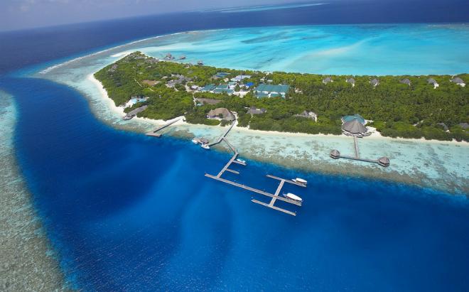 Maldives Yacht Destination  Luxury Yacht Destination Guide: The Indian Ocean Maldives Yacht Destination