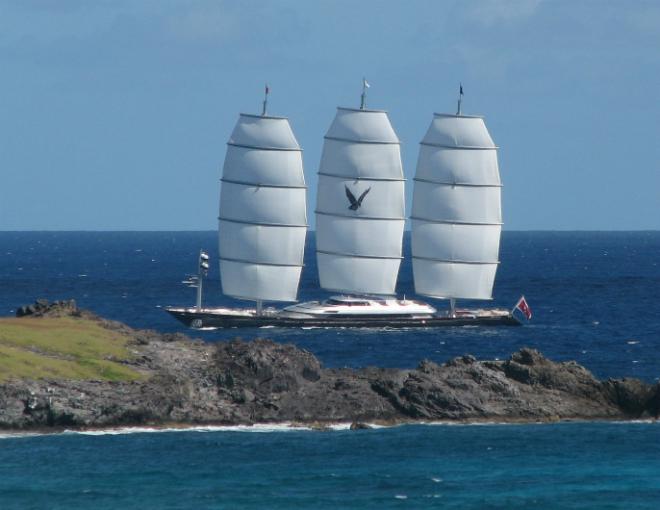 Maltese Falcon Bué de Cenas o Jorge é o Maior  The Largest Luxury Sailing Yacht: Maltese Falcon Maltese Falcon Bu   de Cenas o Jorge    o Maior