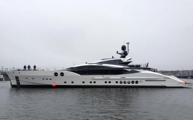 PJ 170-2 Yacht  Must Know: Nuvolari Lenard luxury studio design yacht PJ 170 2 Yacht