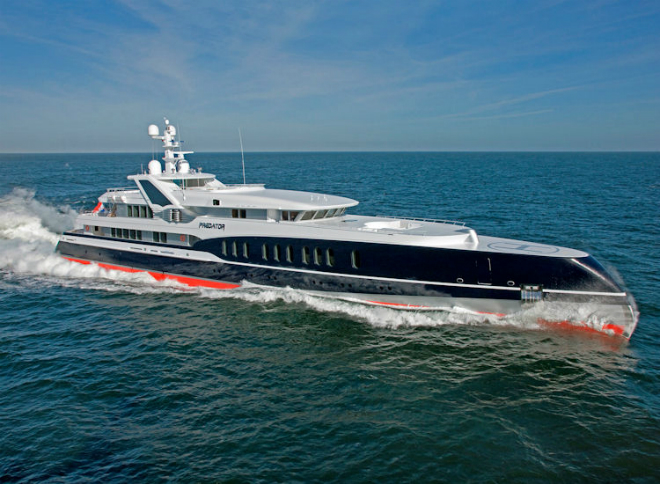 Predator Luxury Yacht by Feadship  Luxury Yacht Design: Feadship Predator Luxury Yacht by Feadship
