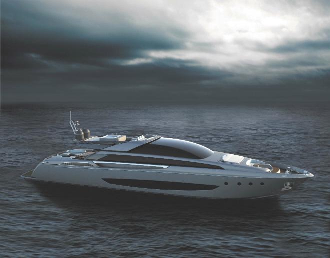 Riva 122 Mythos 1  Best New Boats: Monaco Yacht Show Riva 122 Mythos 1