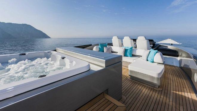 Riva 122 Mythos 2  Best New Boats: Monaco Yacht Show Riva 122 Mythos 2