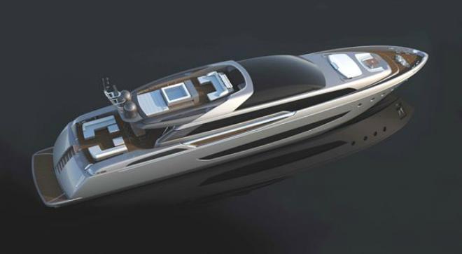 Riva 122 Mythos  Best New Boats: Monaco Yacht Show Riva 122 Mythos