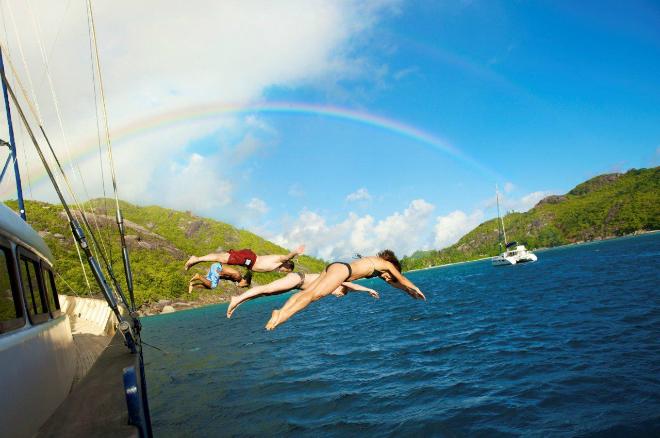 Seychelles Luxury Destination  Luxury Yacht Destination Guide: The Indian Ocean Seychelles Luxury Destination