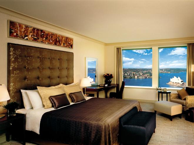 Shangri-La Sydney  Luxury Travel Guide: Sydney Shangri La Sydney