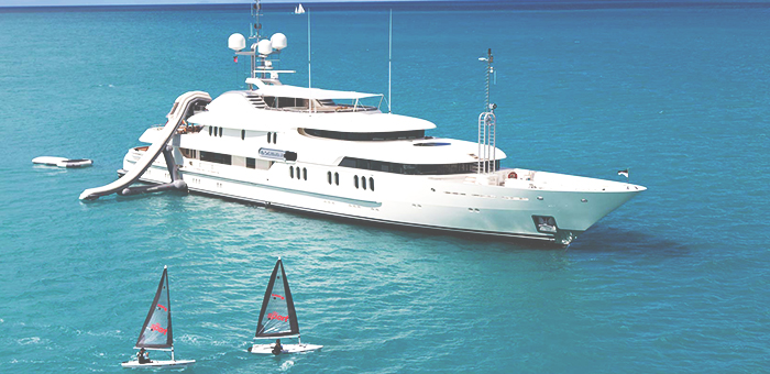 Top 40 Private Luxury Superyachts in the world – I  Top 40 Private Luxury Superyachts in the world – I Solemar Luxury Yacht Design