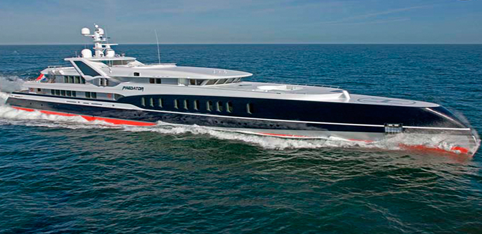 Luxury Yacht Design: Feadship