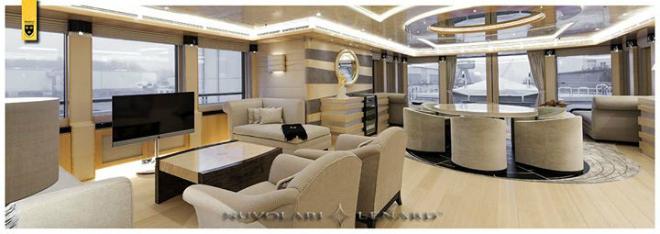 Yacht Interior Design NL 1  Must Know: Nuvolari Lenard luxury studio design yacht Yacht Interior Design NL 1