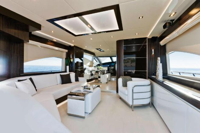 Yacht Luxury Interior  Meet Dominator's Luxury Interior Design Yacht Luxury Interior