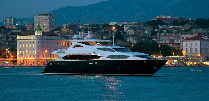 Luxury yacht destination guides – The Mediterranean Sea capa